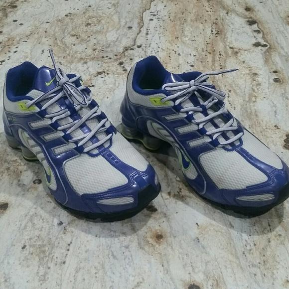 watch c0a6c 5aaeb Nike Shox R5 Running Shoe by Nike Size 7.5
